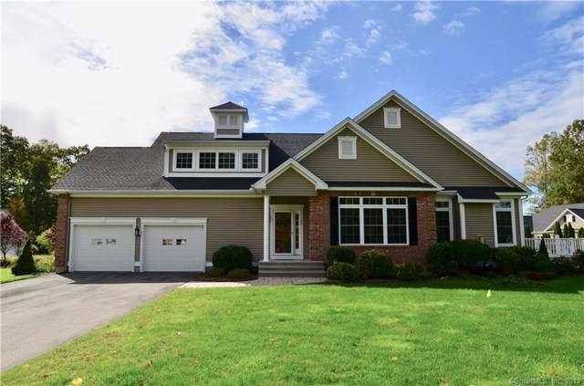 120 Richmond Glen Drive, Cheshire, CT 06410 (MLS #170243192) :: GEN Next Real Estate