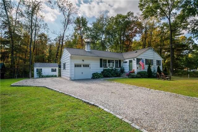 51 Birchwood Avenue, New Canaan, CT 06840 (MLS #170244551) :: GEN Next Real Estate
