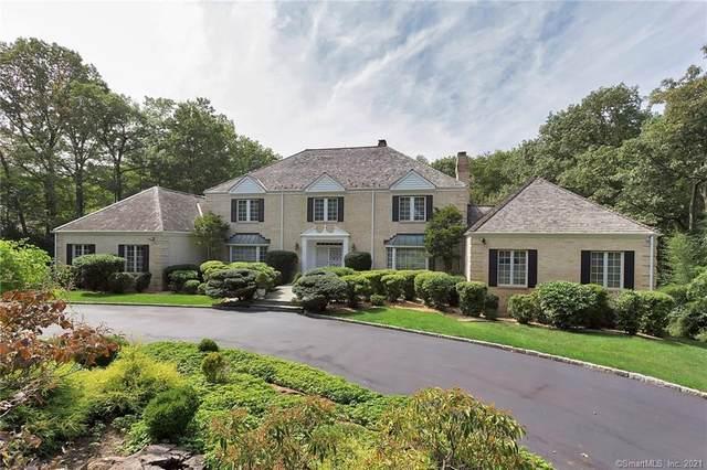 4 Mountain Laurel Drive, Greenwich, CT 06831 (MLS #170246556) :: GEN Next Real Estate