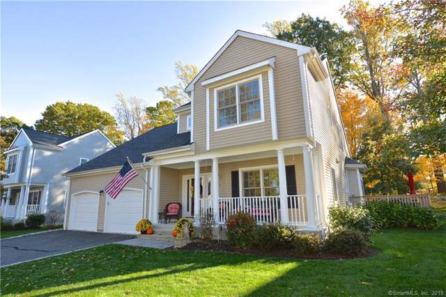 100 Maple Oak Drive #100, Stratford, CT 06614 (MLS #170247510) :: The Higgins Group - The CT Home Finder
