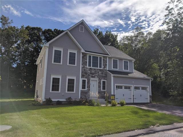 102 Orchard Street (30 Glen Place) #1, Glastonbury, CT 06033 (MLS #170247530) :: Frank Schiavone with William Raveis Real Estate
