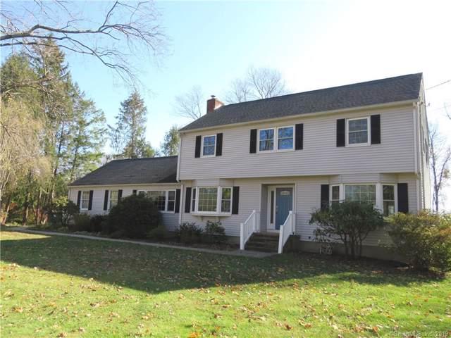 16 Grand Place, Newtown, CT 06470 (MLS #170248347) :: Michael & Associates Premium Properties   MAPP TEAM