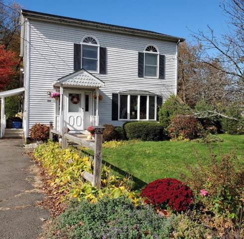 29 Chapel Street, Wallingford, CT 06492 (MLS #170248554) :: The Higgins Group - The CT Home Finder