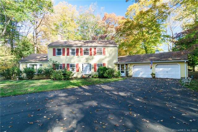 337 Spring Water Lane, New Canaan, CT 06840 (MLS #170249017) :: The Higgins Group - The CT Home Finder