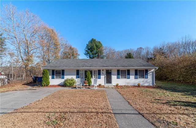 56 Highland Drive, Ledyard, CT 06339 (MLS #170249033) :: Michael & Associates Premium Properties | MAPP TEAM
