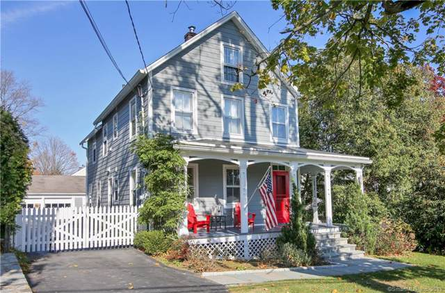 137 Richmond Hill Road, New Canaan, CT 06840 (MLS #170249195) :: GEN Next Real Estate