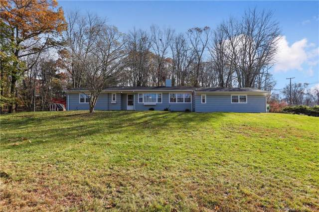 45 Taunton Hill Road, Newtown, CT 06470 (MLS #170249379) :: The Higgins Group - The CT Home Finder