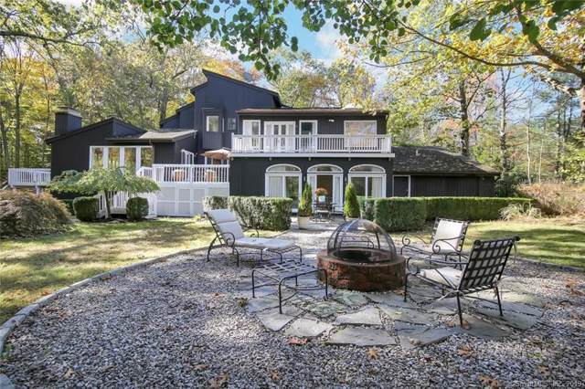 14 White Oak Lane, Weston, CT 06883 (MLS #170250099) :: GEN Next Real Estate
