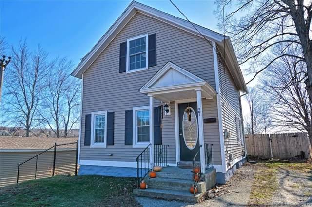 27 Griffiths Street, Killingly, CT 06239 (MLS #170250116) :: Michael & Associates Premium Properties | MAPP TEAM