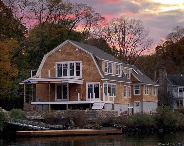 47 Five Mile River Road, Darien, CT 06820 (MLS #170250338) :: The Higgins Group - The CT Home Finder