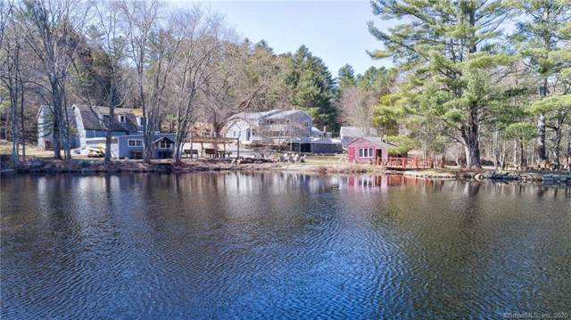 280 Shetucket Turnpike, Voluntown, CT 06384 (MLS #170250348) :: Around Town Real Estate Team