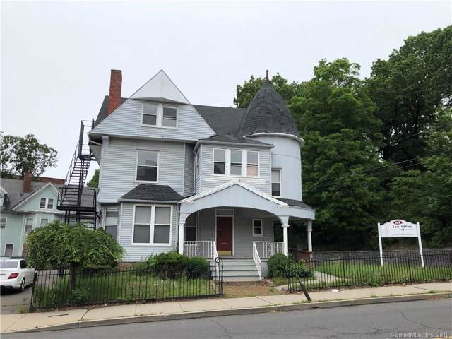 67 Holmes Avenue, Waterbury, CT 06710 (MLS #170250435) :: The Higgins Group - The CT Home Finder