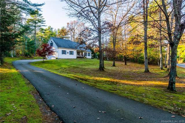 166 Pendleton Hill Road, Voluntown, CT 06384 (MLS #170250816) :: The Higgins Group - The CT Home Finder