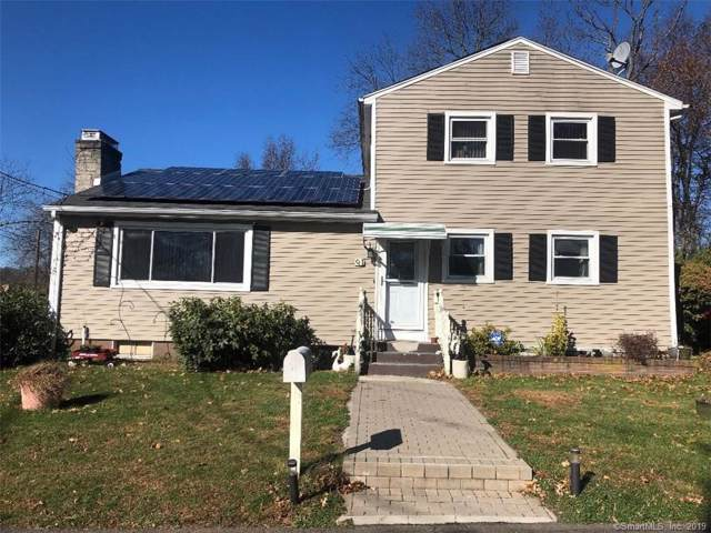 91 Eaton Street, West Haven, CT 06516 (MLS #170251880) :: Mark Boyland Real Estate Team