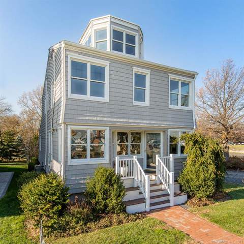 188 Point Beach Drive, Milford, CT 06460 (MLS #170252117) :: The Higgins Group - The CT Home Finder
