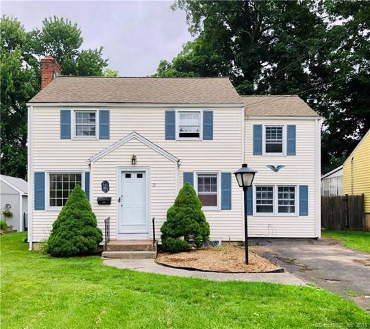 21 Dudley Road, Wethersfield, CT 06109 (MLS #170252120) :: Carbutti & Co Realtors
