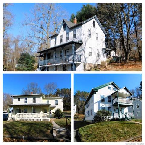 27,29,31 Pleasant Street, Vernon, CT 06066 (MLS #170252464) :: The Higgins Group - The CT Home Finder