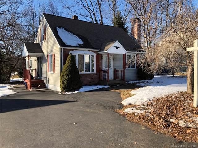 109 Garfield Road, Bristol, CT 06010 (MLS #170253330) :: Spectrum Real Estate Consultants