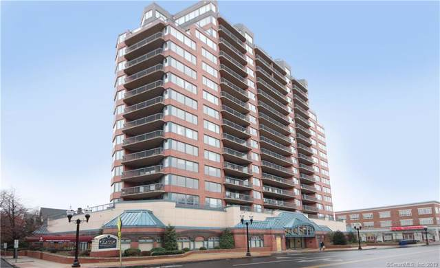 25 Forest Street 10M, Stamford, CT 06901 (MLS #170253581) :: The Higgins Group - The CT Home Finder