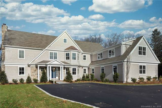 41 Holly Lane, Darien, CT 06820 (MLS #170253822) :: Spectrum Real Estate Consultants