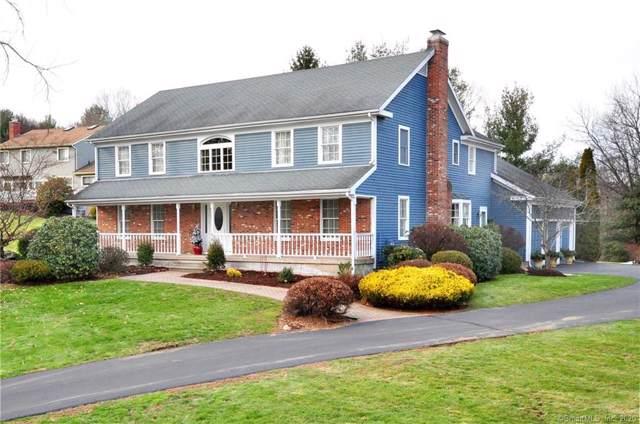 38 Marshall Phelps Road, Windsor, CT 06095 (MLS #170255140) :: Mark Boyland Real Estate Team