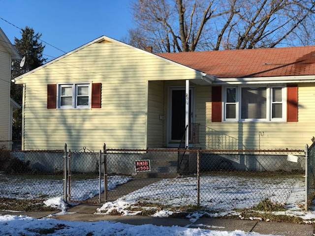 20 Morningside Street W, Hartford, CT 06112 (MLS #170257161) :: Michael & Associates Premium Properties | MAPP TEAM