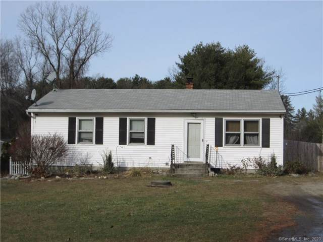 1192 Hartford Pike, Killingly, CT 06241 (MLS #170260146) :: The Higgins Group - The CT Home Finder