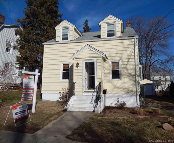 31 Sumac Street, West Haven, CT 06516 (MLS #170260656) :: Michael & Associates Premium Properties | MAPP TEAM