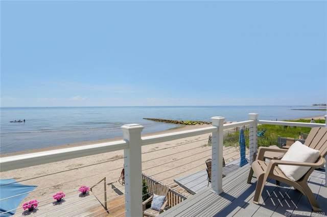 1037 Fairfield Beach Road, Fairfield, CT 06824 (MLS #170262117) :: Mark Boyland Real Estate Team