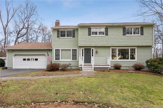 20 Fire Hill Lane, Redding, CT 06896 (MLS #170262189) :: The Higgins Group - The CT Home Finder