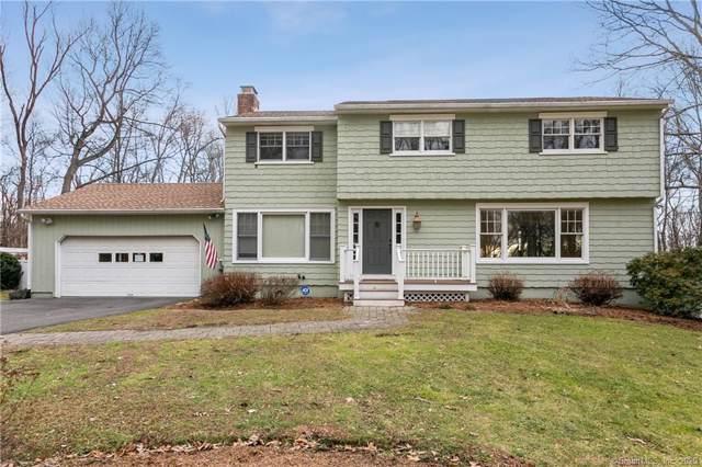 20 Fire Hill Lane, Redding, CT 06896 (MLS #170262189) :: Kendall Group Real Estate | Keller Williams