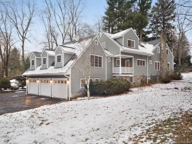 70 Blue Spruce Lane, Stamford, CT 06831 (MLS #170262700) :: Mark Boyland Real Estate Team