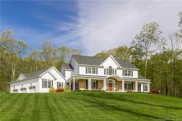 8 Spruce Ridge Drive, New Fairfield, CT 06812 (MLS #170262815) :: Kendall Group Real Estate | Keller Williams