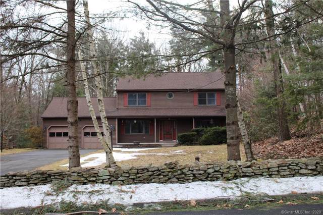 13 Pine Mountain Circle, Barkhamsted, CT 06063 (MLS #170262837) :: Carbutti & Co Realtors