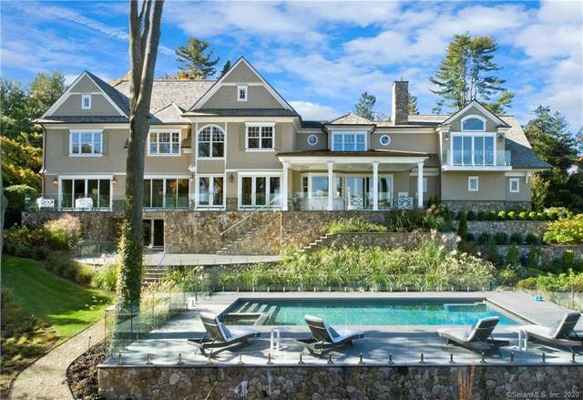 344 Shore Road, Greenwich, CT 06830 (MLS #170264021) :: The Higgins Group - The CT Home Finder