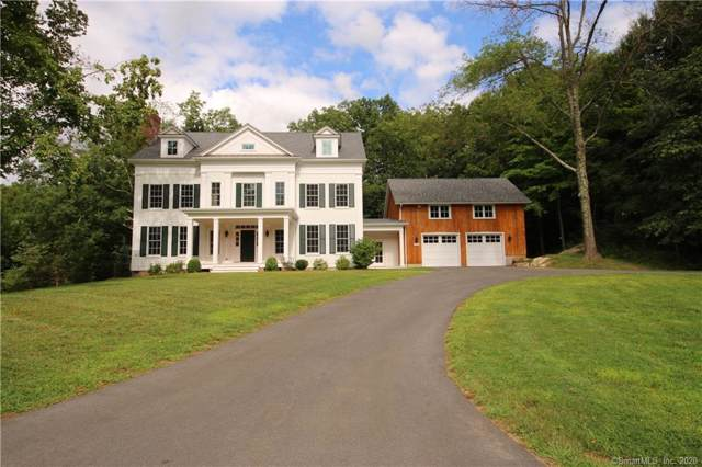 225 Bennetts Farm Road, Ridgefield, CT 06877 (MLS #170264149) :: The Higgins Group - The CT Home Finder