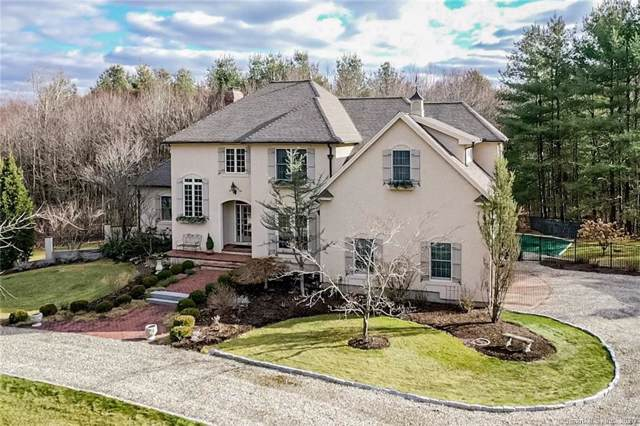 56 Brittany Lane, Somers, CT 06071 (MLS #170264800) :: NRG Real Estate Services, Inc.
