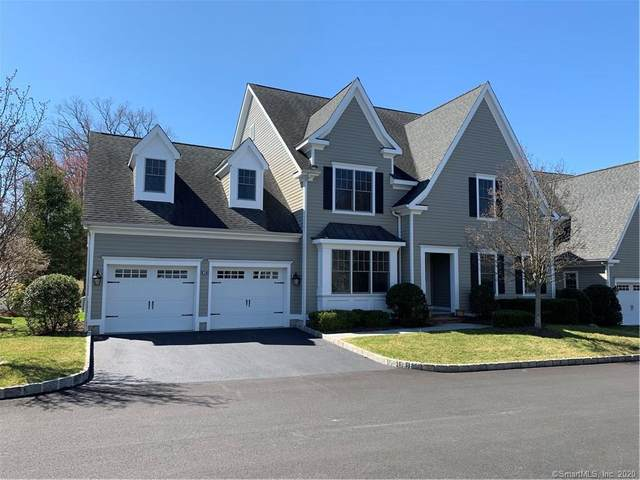 82 Clubhouse Drive #82, Stamford, CT 06904 (MLS #170265191) :: Sunset Creek Realty