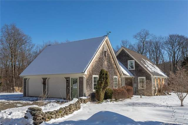 152 Brick School Road, Warren, CT 06754 (MLS #170265283) :: Spectrum Real Estate Consultants