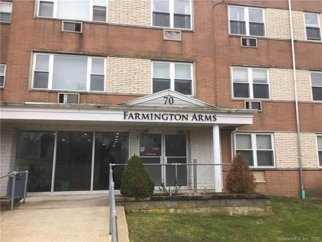 70 Farmington Avenue 4U, New London, CT 06320 (MLS #170265399) :: Anytime Realty
