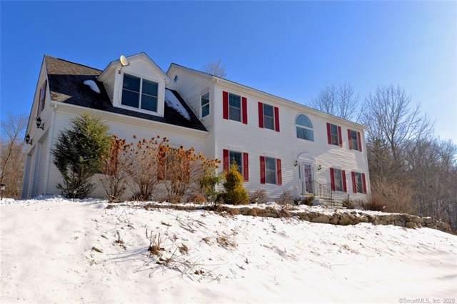 25 Codfish Hill Road, Bethel, CT 06801 (MLS #170265437) :: Mark Boyland Real Estate Team