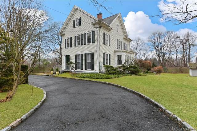 244 Greens Farms Road, Westport, CT 06880 (MLS #170265807) :: Spectrum Real Estate Consultants