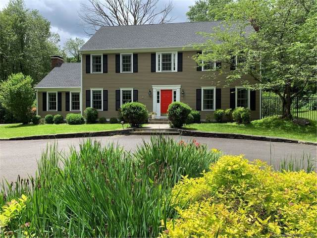 65 Powdermaker Drive, Ridgefield, CT 06877 (MLS #170266721) :: The Higgins Group - The CT Home Finder