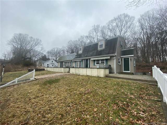 1491 Norwich New London Turnpike, Montville, CT 06382 (MLS #170267311) :: The Higgins Group - The CT Home Finder
