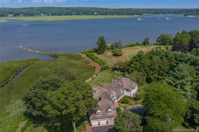 45 Otter Cove Drive, Old Saybrook, CT 06475 (MLS #170267930) :: Forever Homes Real Estate, LLC