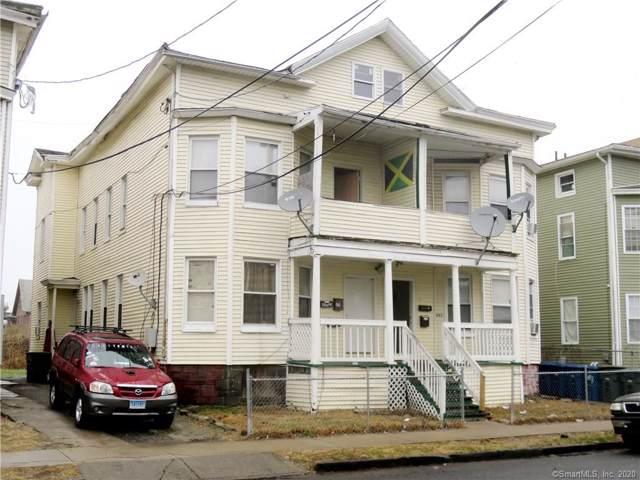 557 Arctic Street, Bridgeport, CT 06608 (MLS #170268495) :: The Higgins Group - The CT Home Finder