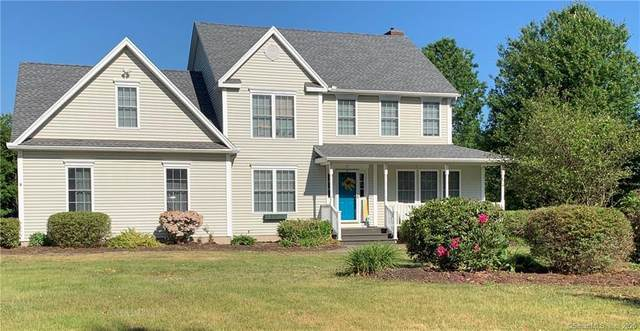 31 N Main Street, East Granby, CT 06026 (MLS #170269098) :: The Higgins Group - The CT Home Finder