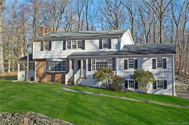 60 Fox Hill Road, Stamford, CT 06903 (MLS #170269647) :: The Higgins Group - The CT Home Finder