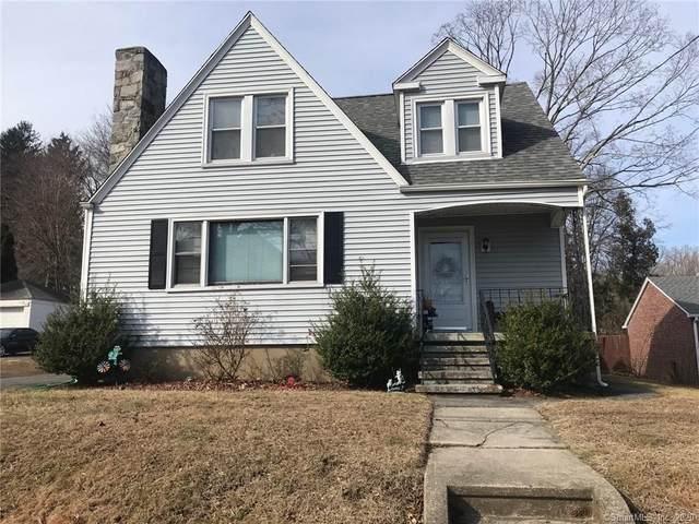 8 Beardsley Street, Shelton, CT 06484 (MLS #170270311) :: Spectrum Real Estate Consultants