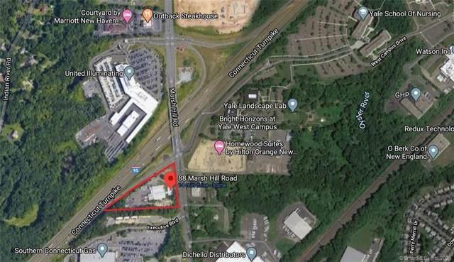 88 Marsh Hill Road, Orange, CT 06477 (MLS #170270413) :: Carbutti & Co Realtors